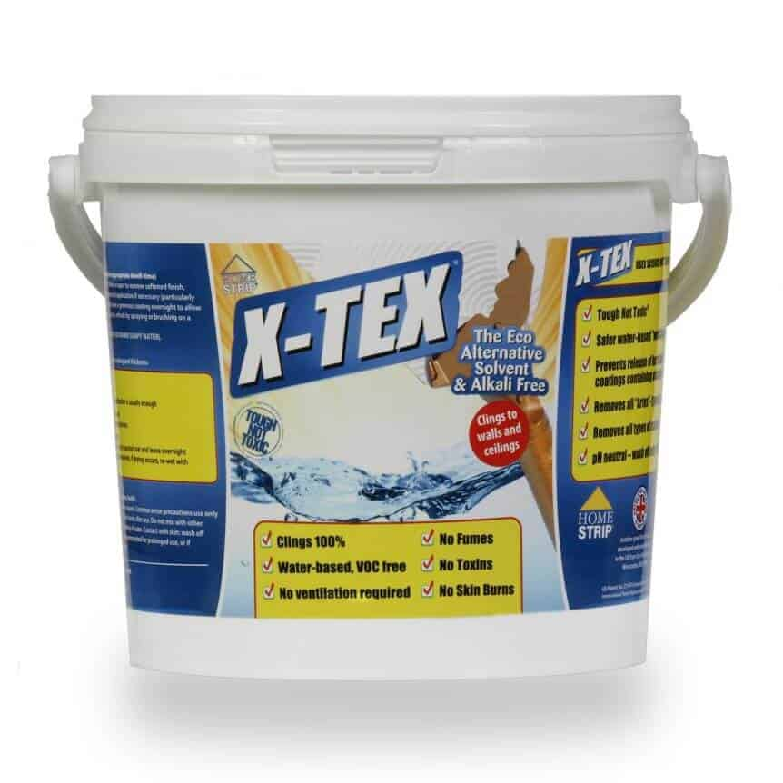 solvent free artex remover