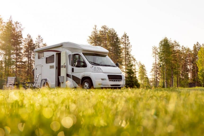 Clean Your Caravan or Motorhome